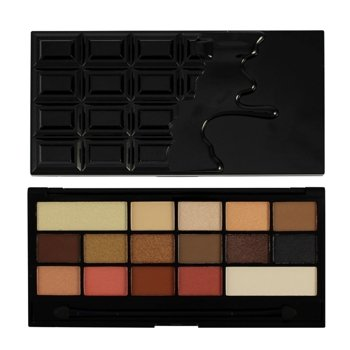 Makeup Revolution Paleta cieni CHOCOLATE VICE