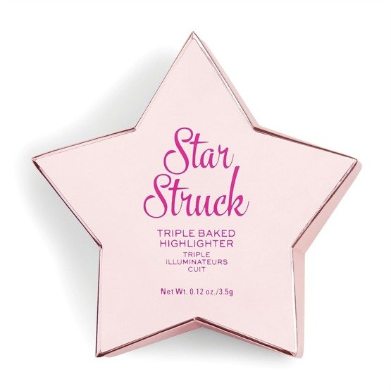 Makeup Revolution Rozświetlacz do twarzy Star of the Show Highlighter Star Struck