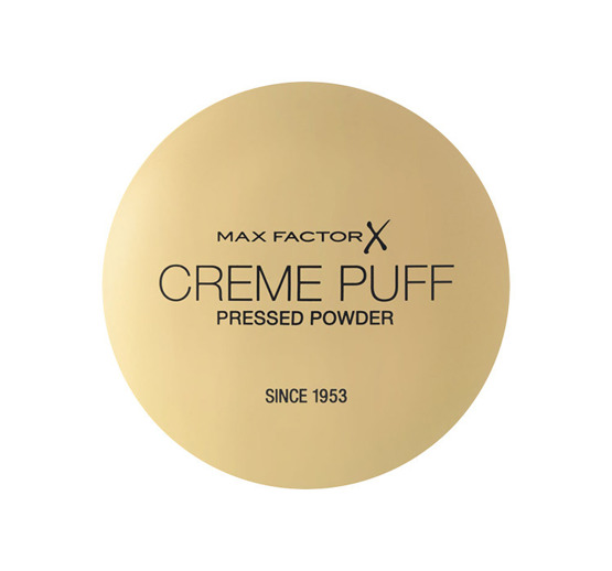 Max Factor Creme Puff  Refills Golden 75