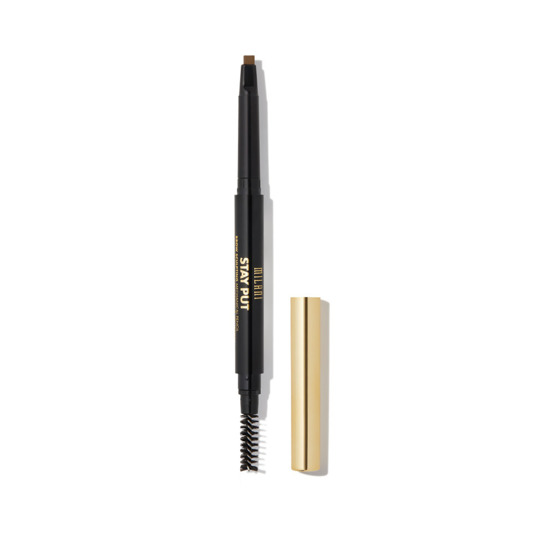 Milani STAY PUT Brow Sculpting Mechanical Pencil Dwustronna kredka do brwi 02 Soft Brown