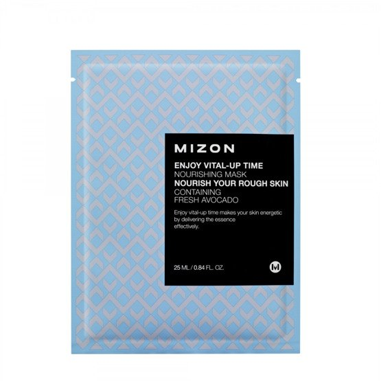 Mizon Enjoy Vital-Up Time Nourishing Mask Maseczka odżywcza