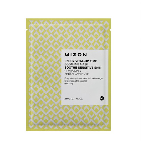 Mizon Enjoy Vital-Up Time Soothing Mask Maseczka wygładzająca
