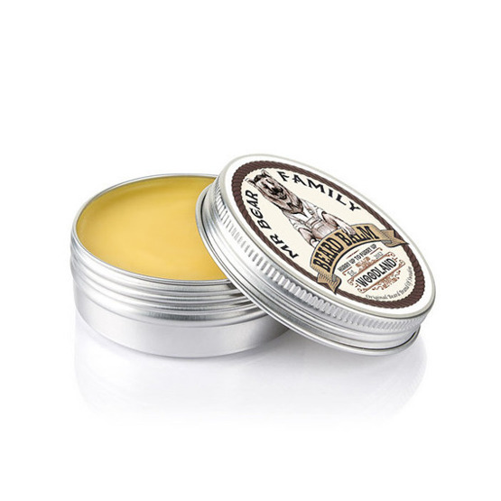 Mr Bear Family Beard Balm Woodland Balsam do brody 60ml