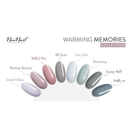 NeoNail Warming Memories Lakier hybrydowy Cuddle Me 6 ml