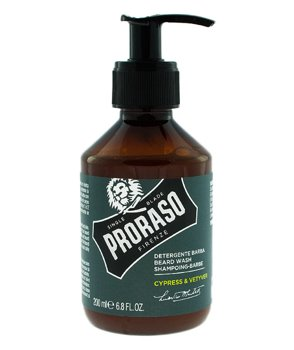 Proraso Beard Wash Cypress & Vetyver Szampon do brody 200ml