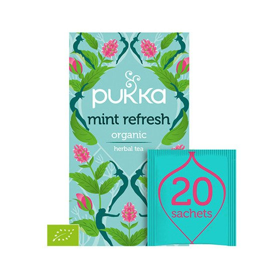 Pukka Herbata Mint Refresh