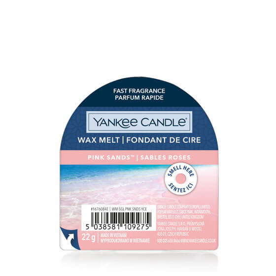 Yankee Candle WOSK Pink Sands