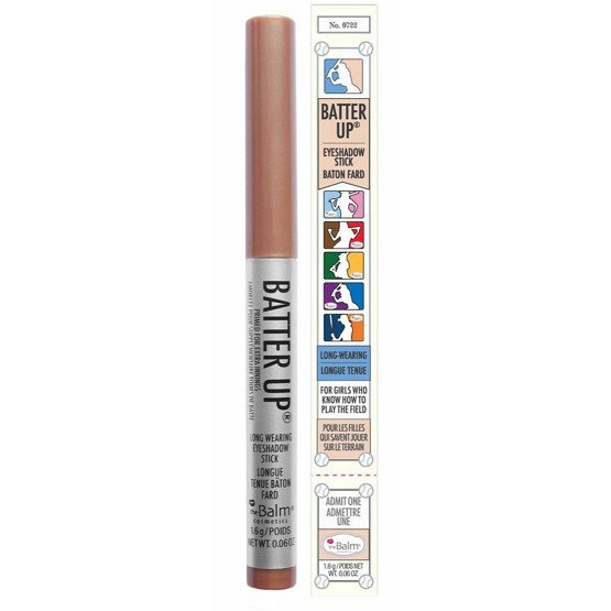 theBalm Batter Up Eyeshadow Stick Cień do powiek Curveball