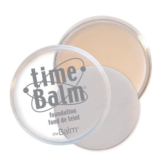 theBalm timeBalm podkład w kompakcie LIGHTER THAN LIGHT